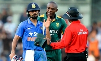 kagiso rabada calls virat kohli immature cant take abuse field icc cricket world cup 2019