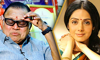 Sridevi is Tamil Nadu's Identity : Radharavi Interview