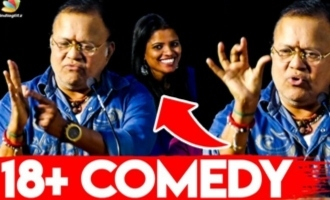 Who is the editor - Radha Ravi funny speech