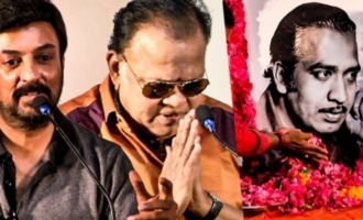 I Learnt Villian Acting From Mahendran : Radha Ravi Emotional Speech
