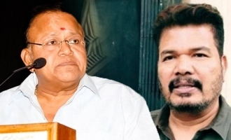 Radharavi criticizes Shankar after Indian 2 accident!