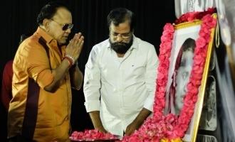 மகேந்திரனிடம் இருந்து நான் கற்று கொண்டது: ராதாரவி