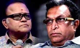 Nadigar Sangam's strong statement condemning Radharavi!