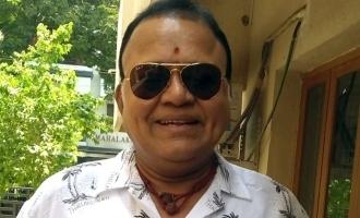 தனிமைப்படுத்திய விவகாரம்: நடிகர் ராதாரவி விளக்கம்!
