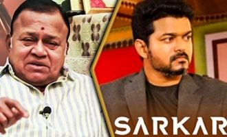 Vijay's Sarkar Will Have a Strong Impact on Society : Radha Ravi Interview