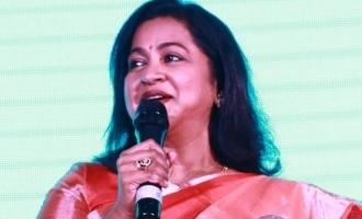 சென்னையில் ராதிகா போட்டி: எந்த தொகுதியில் தெரியுமா?