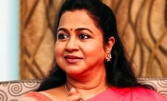 அமிதாப், சூர்யா பணியை தொடரும் ராதிகா!