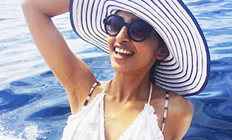Radhika Apte shares an underwater photo in a bikini