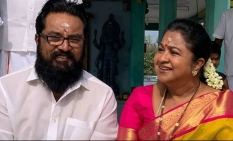 Radhika and Sarathkumar get one year imprisonment in cheque bounce case