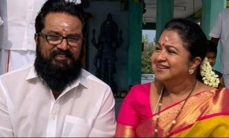 Court sentences Radhika and Sarathkumar to one year imprisonment