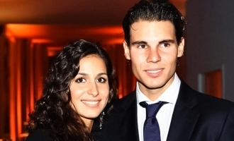 Rafael Nadal gets married to long-time girlfriend