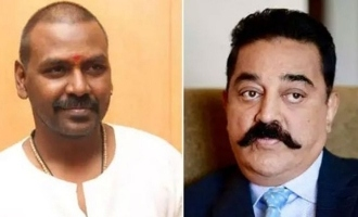 Raghava Lawrence reveals Kamal's big offer to him