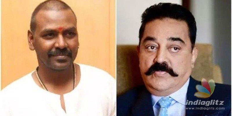 Raghava Lawrence reveals Kamals big offer to him