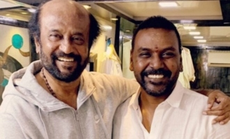 Superstar Rajinikanth's huge support for Raghava Lawrence initiative!