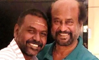 Rajnikanth's contribution in Raghava Lawrence's biggest wish!