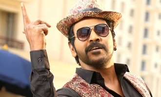 Lawrence's next is Kaala Bhairava!