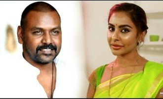 Sri Reddy's suggestion to learn from Raghava Lawrence