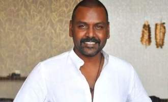 Raghava Lawrence's new horror movie title and first look unveiled