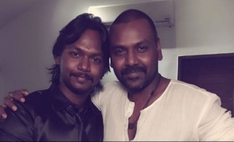 Raghava Lawrence's huge surprise birthday gift to his brother Elvin