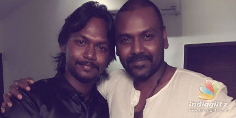 Raghava Lawrences huge surprise birthday gift to his brother Elvin