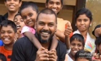 கொரோனாவில் இருந்து குணமாகிய குழந்தைகள்: ராகவா லாரன்ஸ் மகிழ்ச்சி