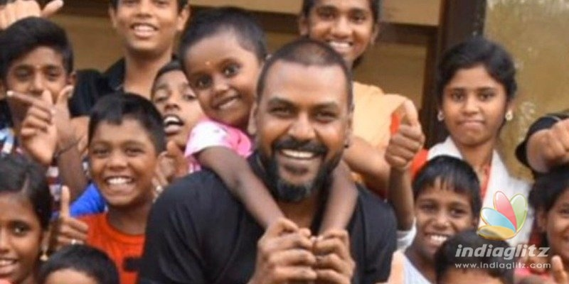 Breaking! Raghava Lawrence updates about COVID 19 affected orphanage children