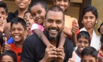 Raghava Lawrence confirms his orphanage children affected by COVID 19