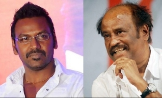 Raghava Lawrence tells Rajinikanth to accept his reasonable demand or lose his support