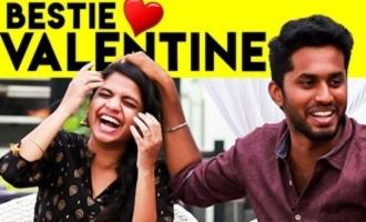 Eniyan & Minion : Bestie Valentine's day | Mirchi Raghavi
