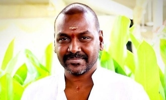 Raghava Lawrence thanks fans for their constant support!