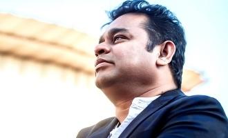 AR Rahman's sensational tweet against Hindi imposition!