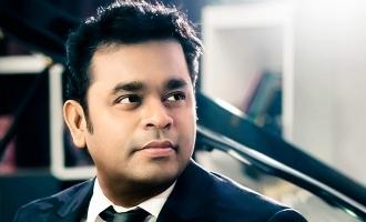 AR Rahman's sharp and sarcastic tweet!