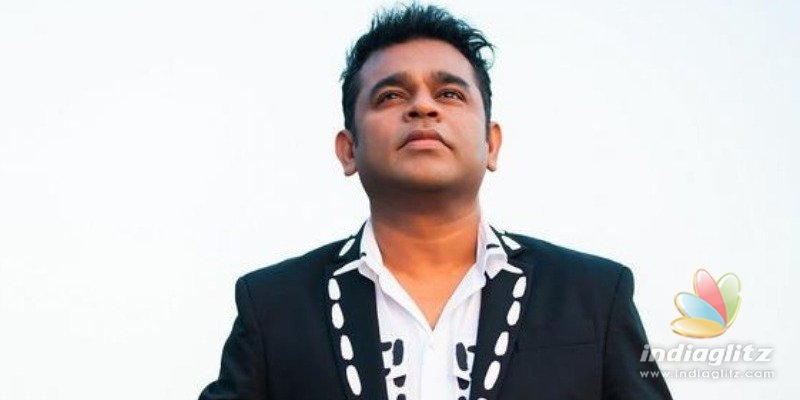 A.R. Rahman gives disappointing news to fans