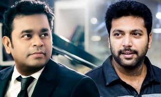 A.R. Rahman to compose music for Jayam Ravi's new movie