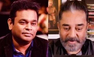 I didn't like this AR Rahman song - Kamal Haasan reveals!
