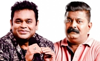 AR Rahman is a Grandmaster now, says Mysskin!