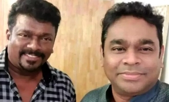 AR Rahman compose songs for Parthiban in Iravin Nizhal