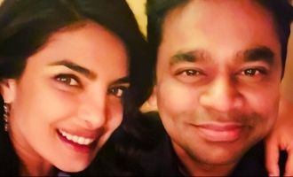 Priyanka Chopra and A.R. Rahman join hands for a Hollywood movie?