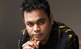 Popular actress sings AR Rahman's hit song, video turns viral!