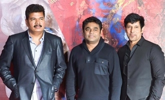 Sons of A.R. Rahman, Vikram and Shankar come together photo rocks the internet