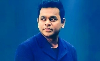 AR Rahman shares lovely throwback video, praising talented singers!