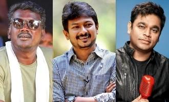 Maari Selvaraj teams up with Udhayanidhi Stalin and A.R. Rahman for his next?
