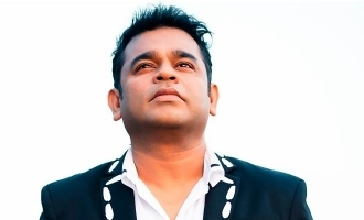 AR Rahman to produce and score music for International movie!