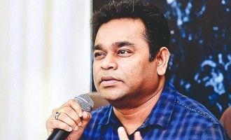 AR Rahman's open statement on gangs spreading rumours about him!