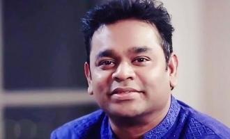 ரசிகரின் குறும்பான கேள்விக்கு ஏ.ஆர்.ரஹ்மானின் அர்த்தமுள்ள பதில்!