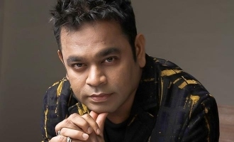 AR Rahman emotionally thanks people for prayers and messages!