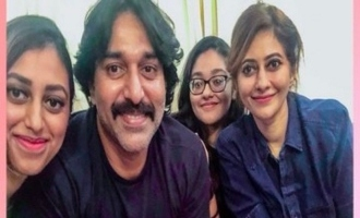 Actor Rahman's family photos go viral for the first time for birthday celebrations