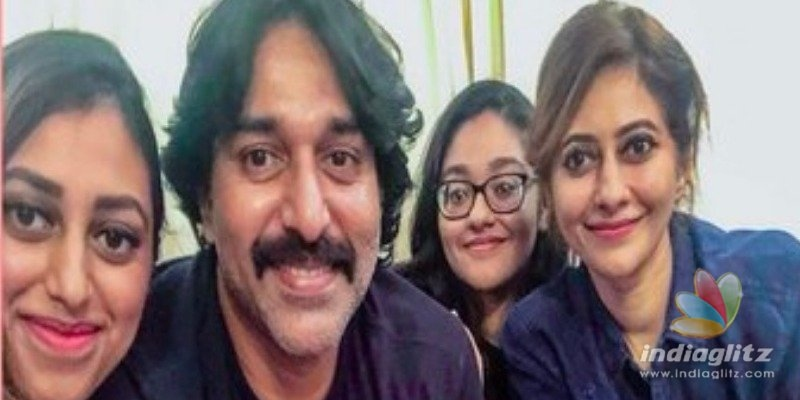 Actor Rahmans daughters photos go viral for the first time for birthday celebrations