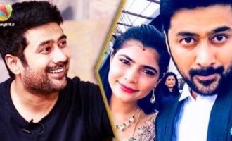 I'm Lucky! Free Katcheri Everyday : Chinmayi Husband Rahul Ravindran Interview