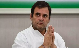 rahul gandhi resigns as congress chief accountability is critical farewell note